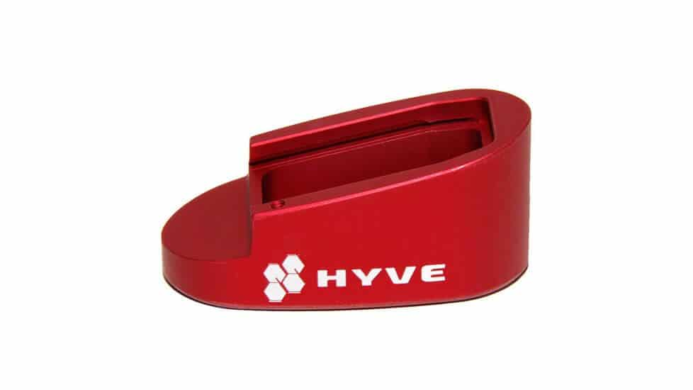 HYVE Technologies Magazine Extension Base Pad for M&P Shield 9mm