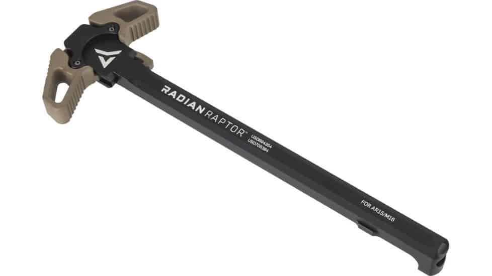 Radian Weapons Raptor Ambidextrous Charging Handle