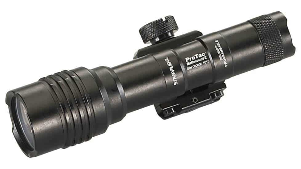 Streamlight ProTac Rail Mount 2 Fixed-Mount Long Gun Light