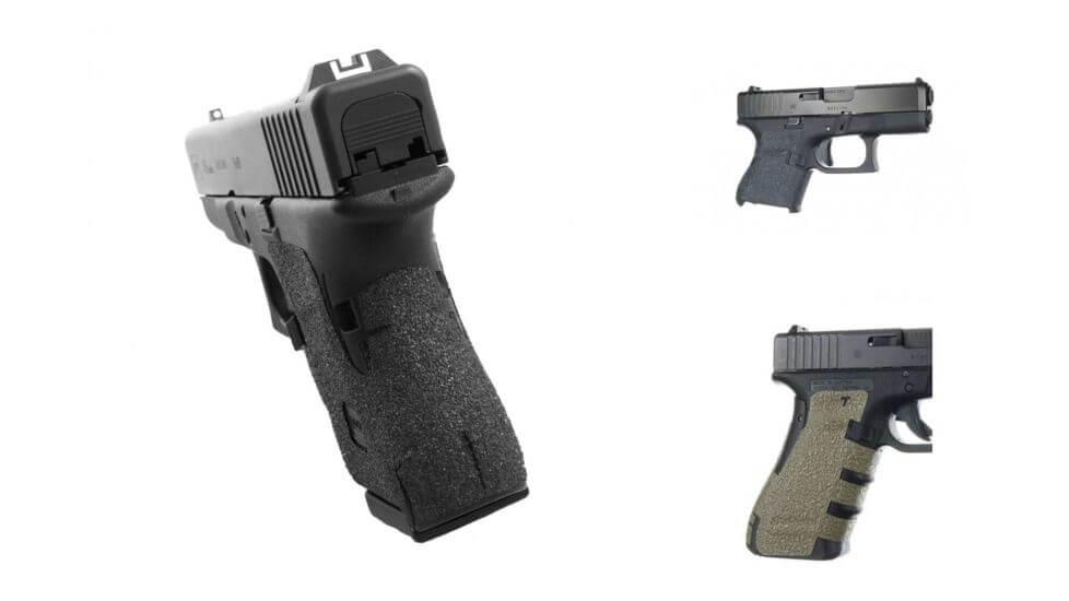 Talon Grips Inc., Grip Tape for Glocks