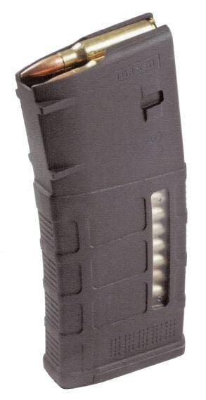Magpul AR .308 25RD PMAG LR SR Gen M3