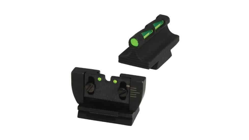 Hiviz LITEWAVE Interchangeable Front and Rear Sight Combo for