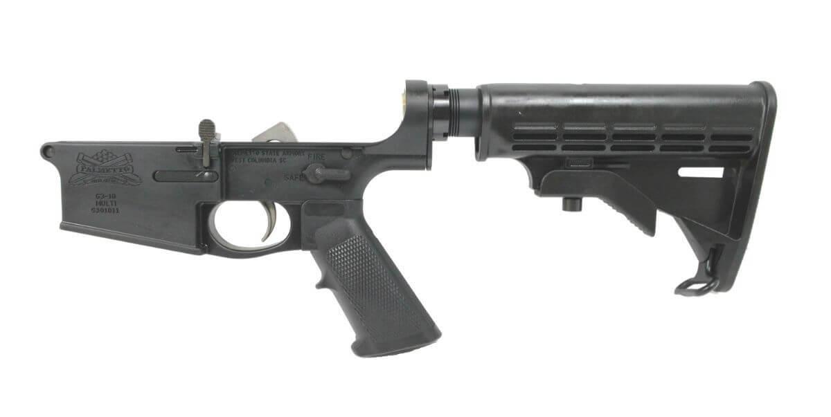 PSA Gen3 PA10 .308 Complete Classic EPT
