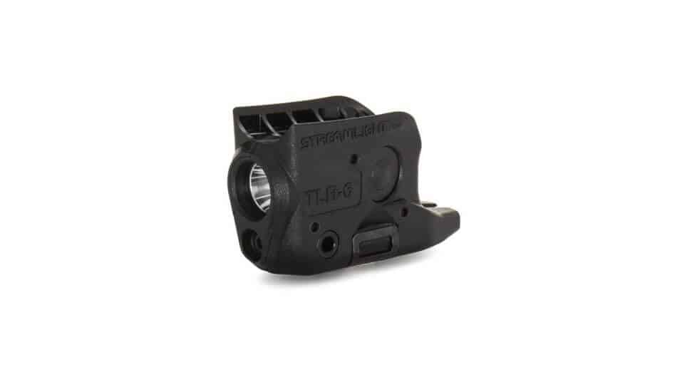 Streamlight TLR-6 Combo w Laser and TLR6 Housings