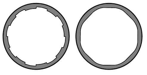 Polygonal_vs_normal_rifling
