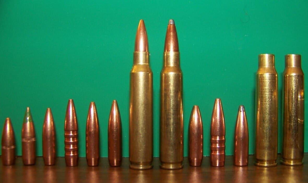 ammo sizes