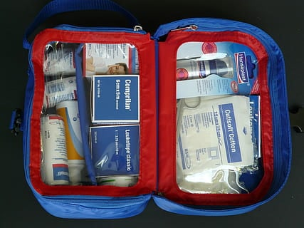 Why Carrying a Medical Kit is More Valuable Than Carrying a Gun