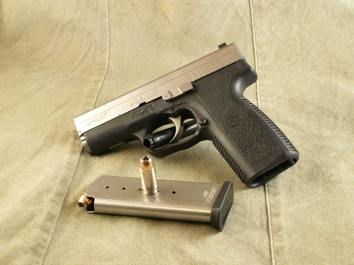 What is a Double-Action Only Pistol?