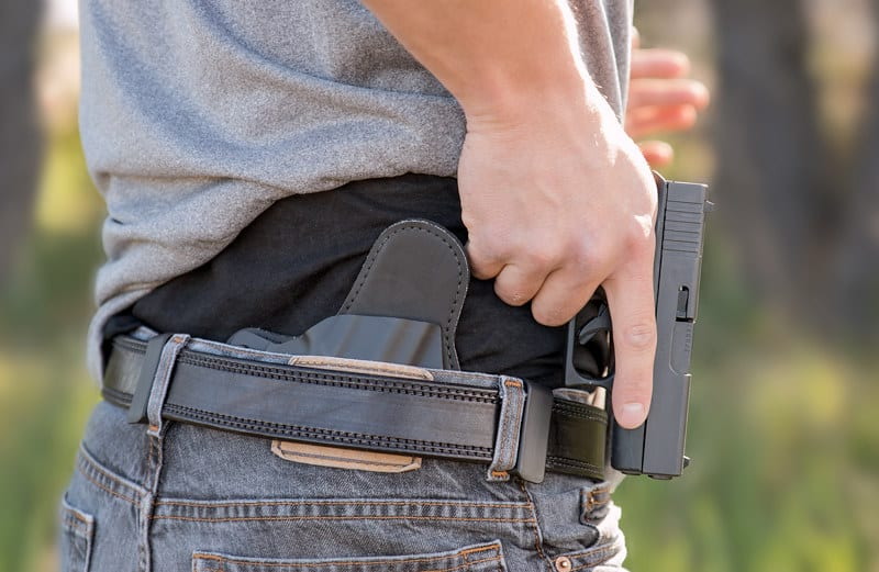 Holster Basics What Makes a Holster a Holster