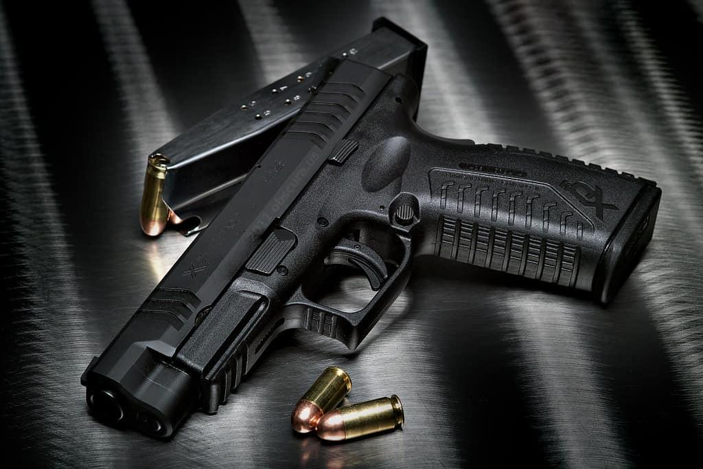 Modern Striker-Fired Pistols The Hammer-Fired Replacement