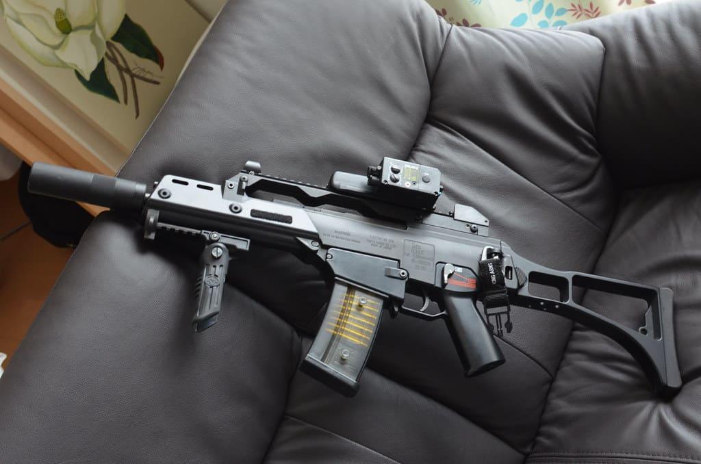Rifle Optics Holographic Sights