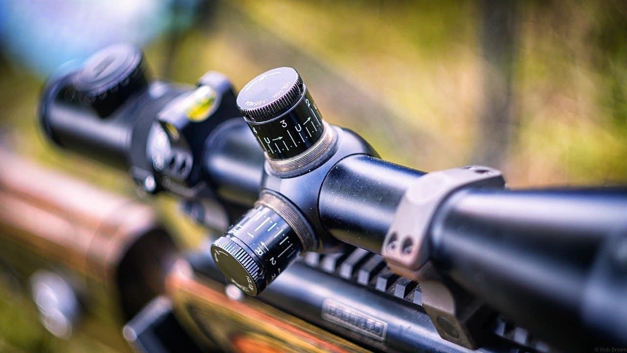 Rifle Optics Scopes