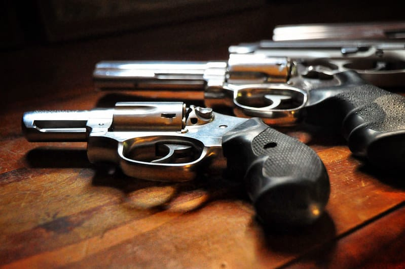 Staging a Gun for Home Defense How to Do It Right