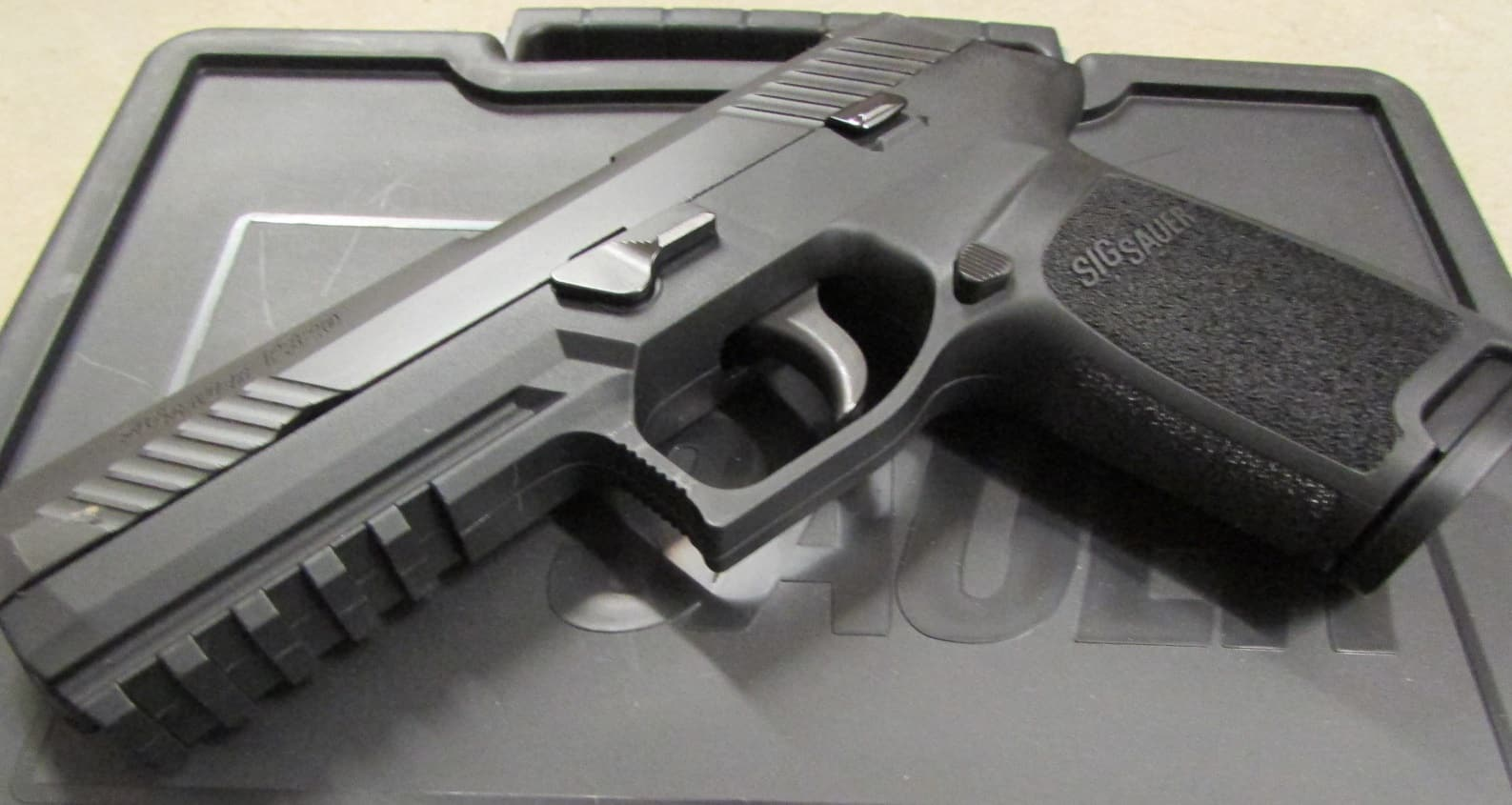 What's Special About the SIG P320