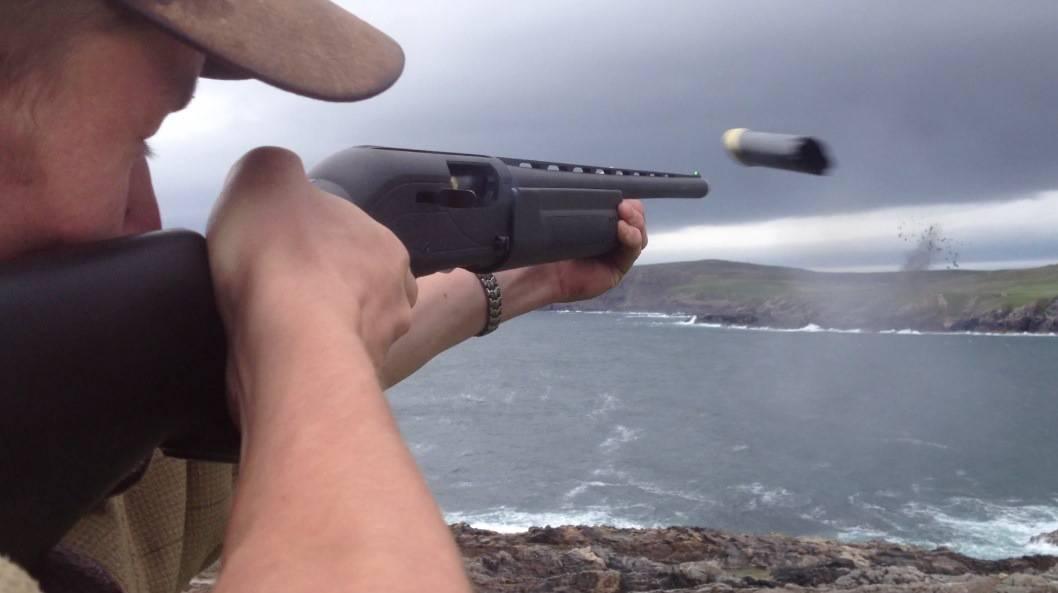 Shotgun Boot Camp Proper Grip and Shoulder Position