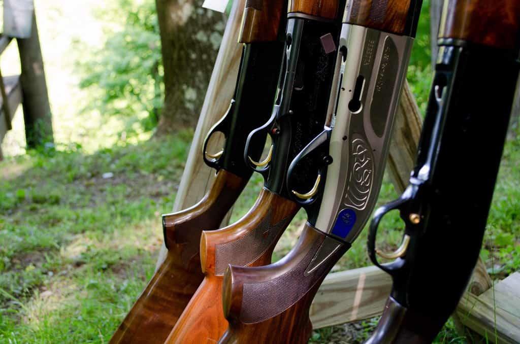 Shotgun Boot Camp Shotgun Types