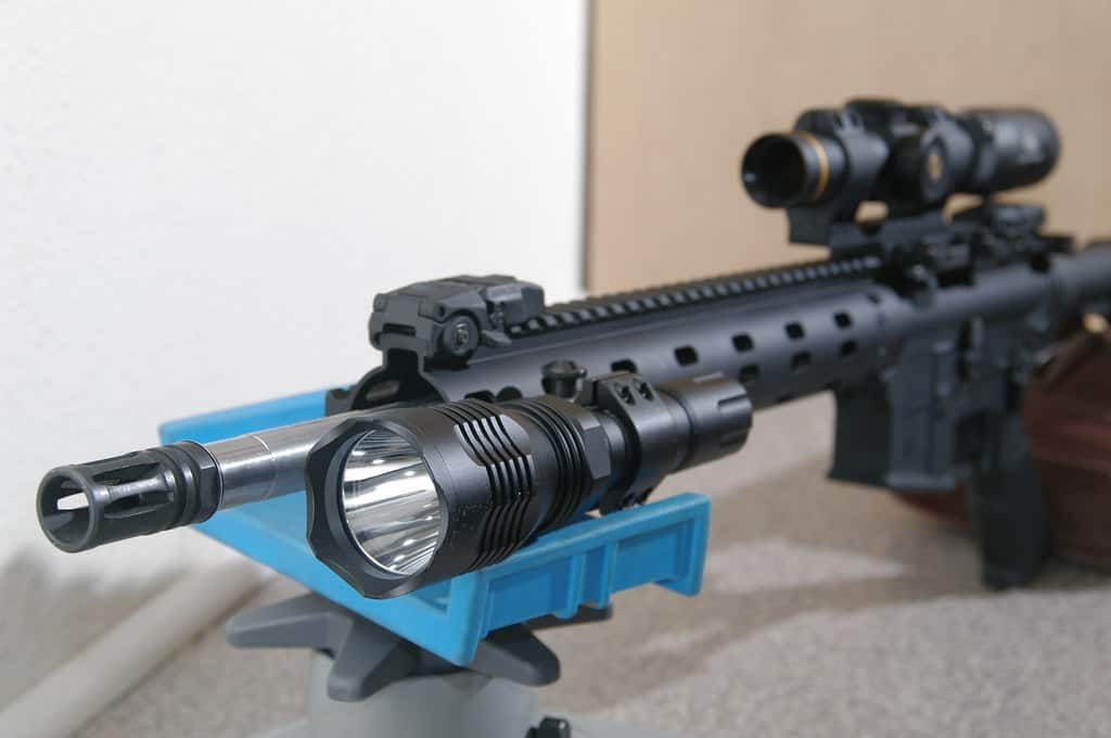 AR-15 Upgrades The Mandatory, the Optional, and the Needless