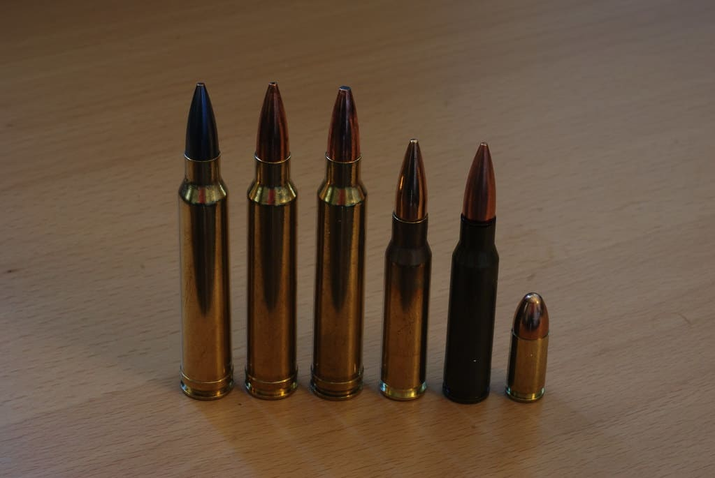 Ammo Types Compared When to Use What Ammo