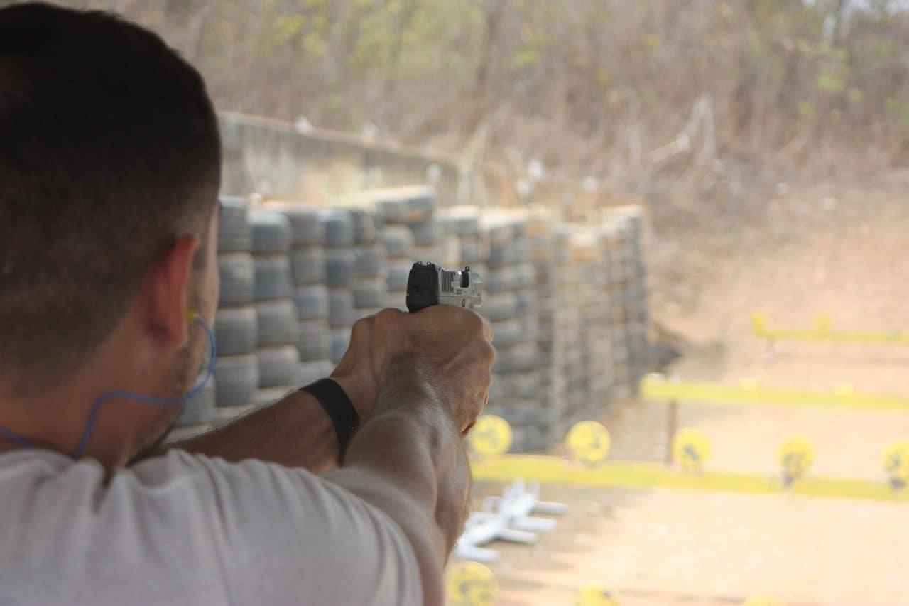 Bore Sighting a Pistol It's Simpler Than You Think