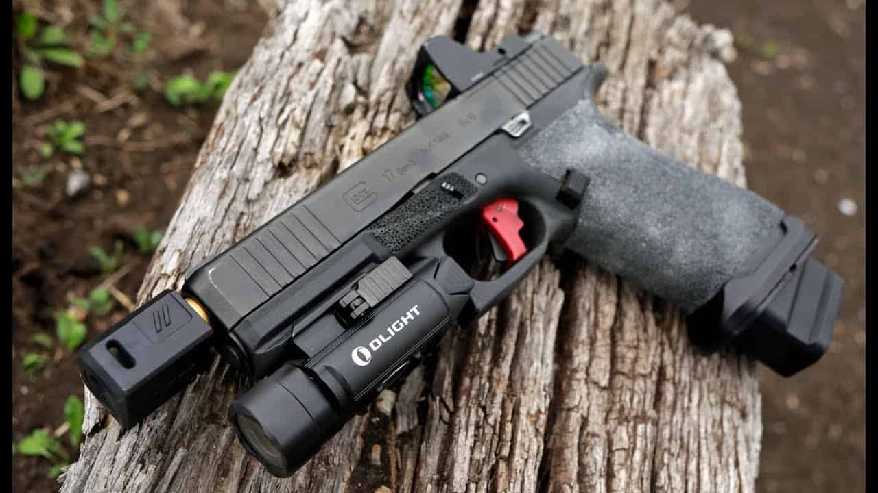 Exactly What a Pistol Compensator Does