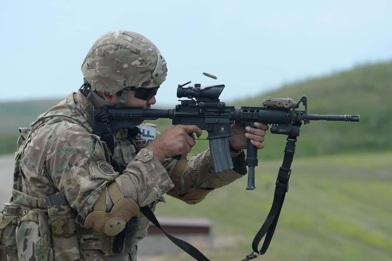 How Far Will an AR-15 Shoot