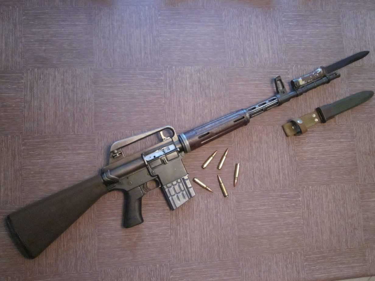 How is an AR-10 Different From an AR-15
