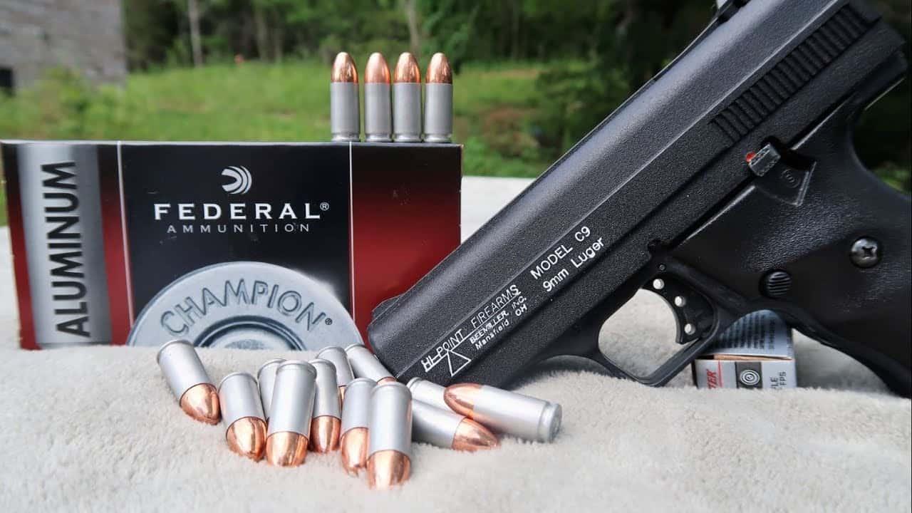 Is Aluminum Ammo Safe