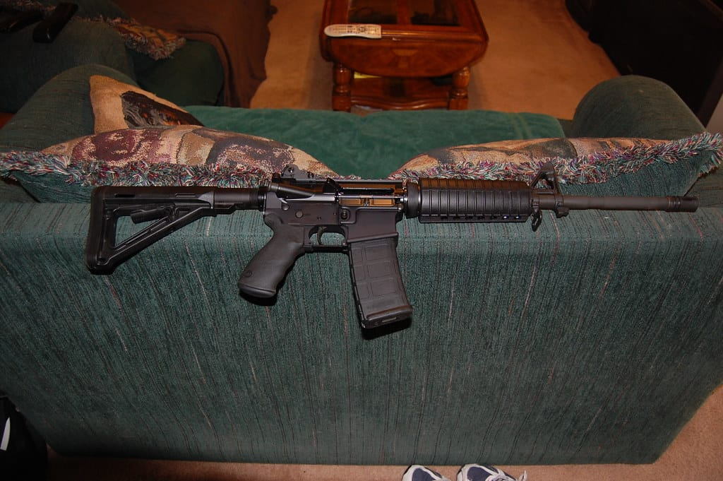 Is it Safe to Buy a Used AR-15