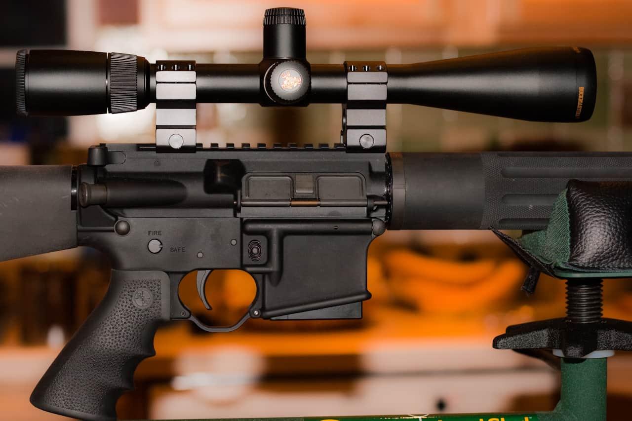 Rifle Scope Anatomy