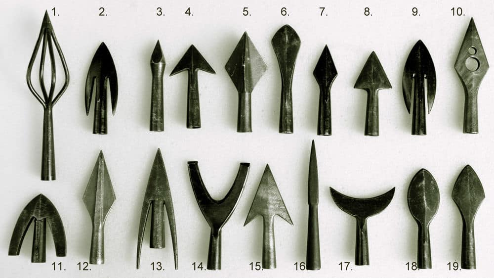 What are the Different Types of Arrow Tips