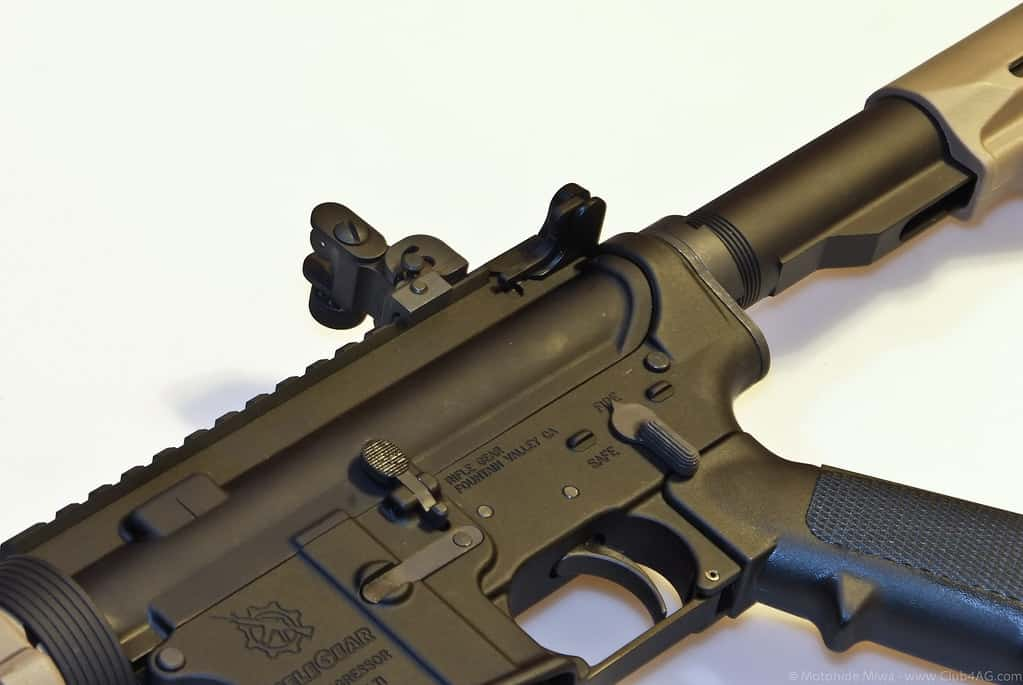 Why Getting the Right AR-15 Safety Selector Matters