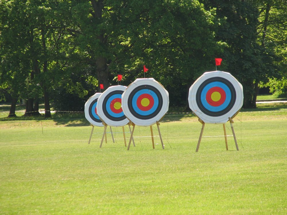 DIY How to Make Your Own Archery Targets