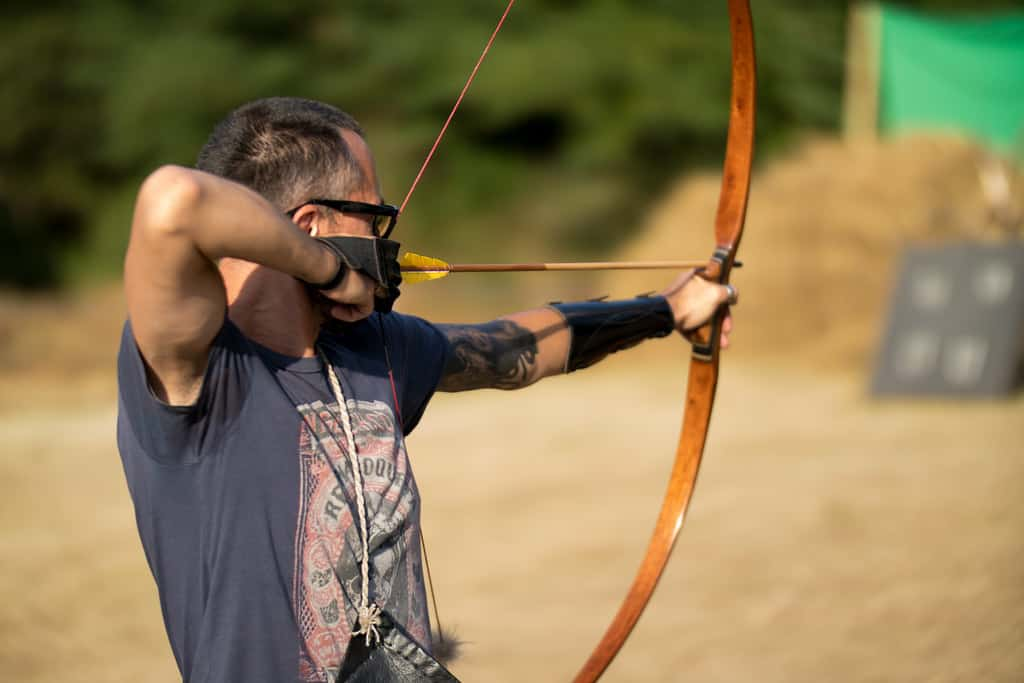 Survival Technology How to Make a Bow and Arrow